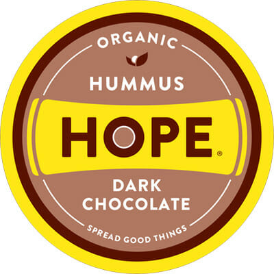 Dark Chocolate Hummus - Hope Foods