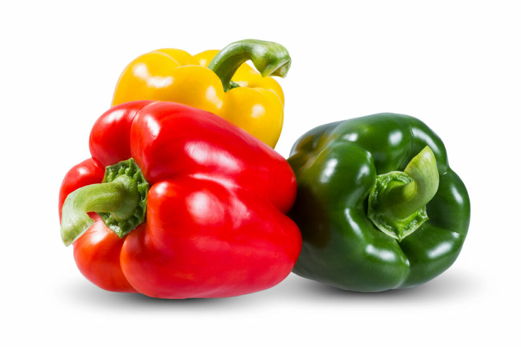 creative ways to eat bell peppers