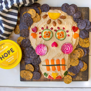 Read more about the article Day of the Dead/Dia De Los Muertos Halloween Dip: