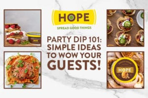 Party Dip 101: Simple Ideas to Wow Your Guests!